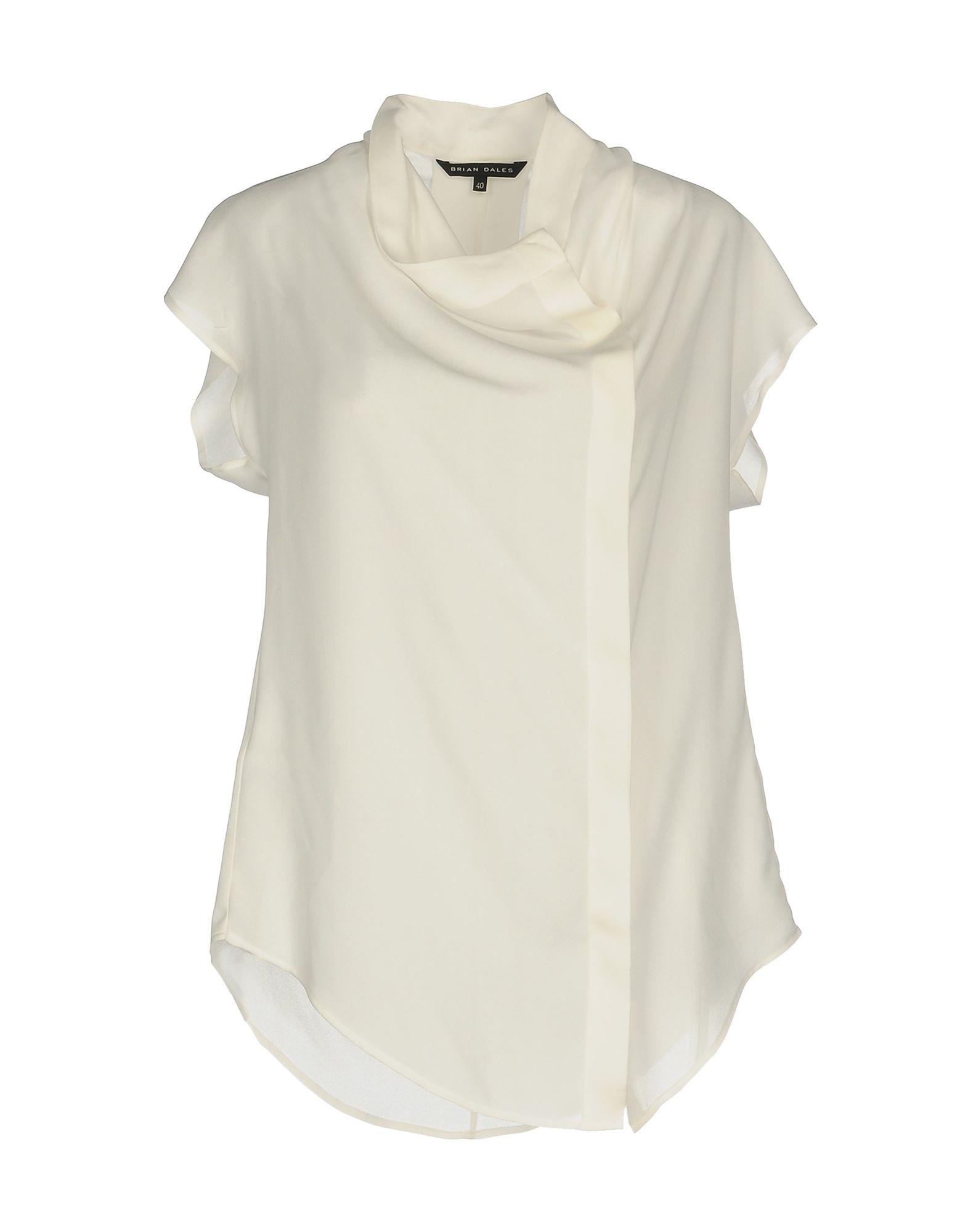 Camicie E Bluse In Seta Brian Dales Donna - Acquista online su 4uaHs3ny5
