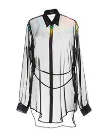 MARCELO BURLON - Camicie e bluse tinta unita