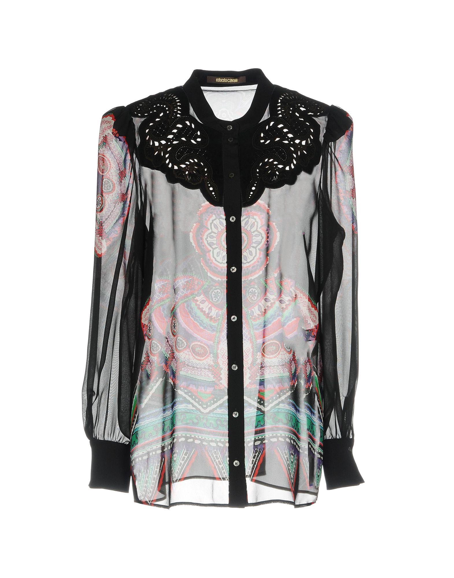 Camicie E Bluse Fantasia Roberto Cavalli Donna - Acquista online su dfNt8x