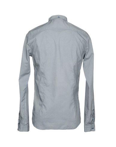 Outlet Beste Geschäft Zu Bekommen Ausgang Erhalten Authentisch AGLINI Hemd mit Muster Vermarktbare Verkauf Online 3IUEuI