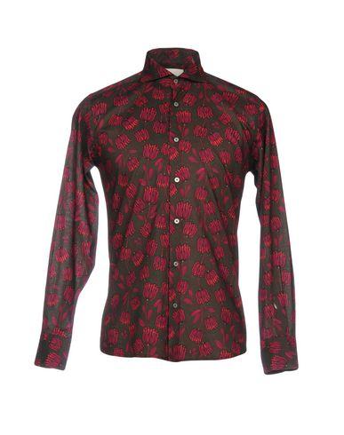 klaring footaction klaring Guya G. Guya G. Camisa Estampada Print Shirt utløp egentlig billig billig online billig salg offisielle 7SgCkQWjv