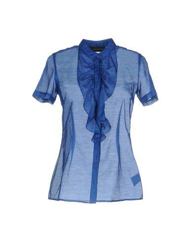 ALESSANDRO DELLACQUA Camisas y blusas lisas