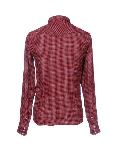 (#) 65 Rutete Skjorte billig offisielle nettstedet CdDx4g
