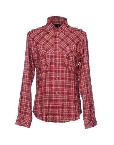 Rutete Skjorte Cavalli billig salg fabrikkutsalg gratis frakt fasjonable zFpbK