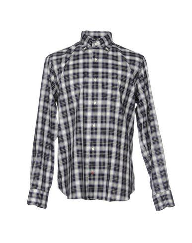 EXCLUSIVE by CÀRREL Kariertes Hemd Outlet Neueste Kollektionen Billig Verkauf Manchester Great Verkauf vF6b6