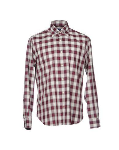 EXCLUSIVE by CÀRREL Kariertes Hemd Günstigen Preis Kaufen Rabatt Empfehlen Sie billig Nicekicks für Verkauf 8gTvJR4u