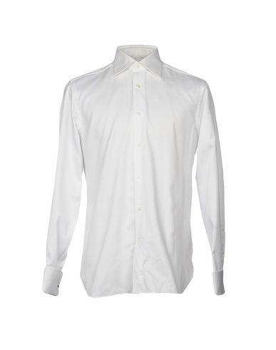 ERMENEGILDO ZEGNA Camisa lisa