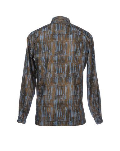 hot salg Boglioli Trykt Skjorte god selger mote stil se billige online HbABtHn