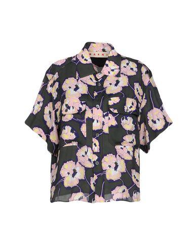 MARNI Hemden und Blusen mit Blumen  Wie Viel f3XSBskYZ