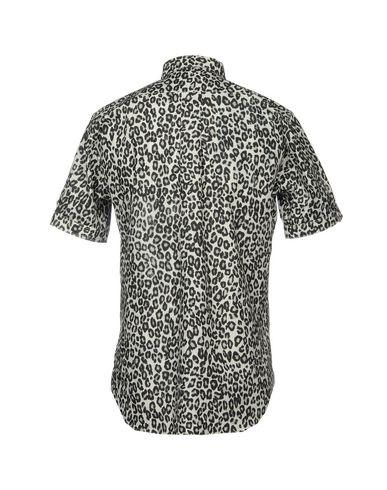 ALEXANDER MCQUEEN Hemd mit Muster Auslass Browse Footlocker WhqOi