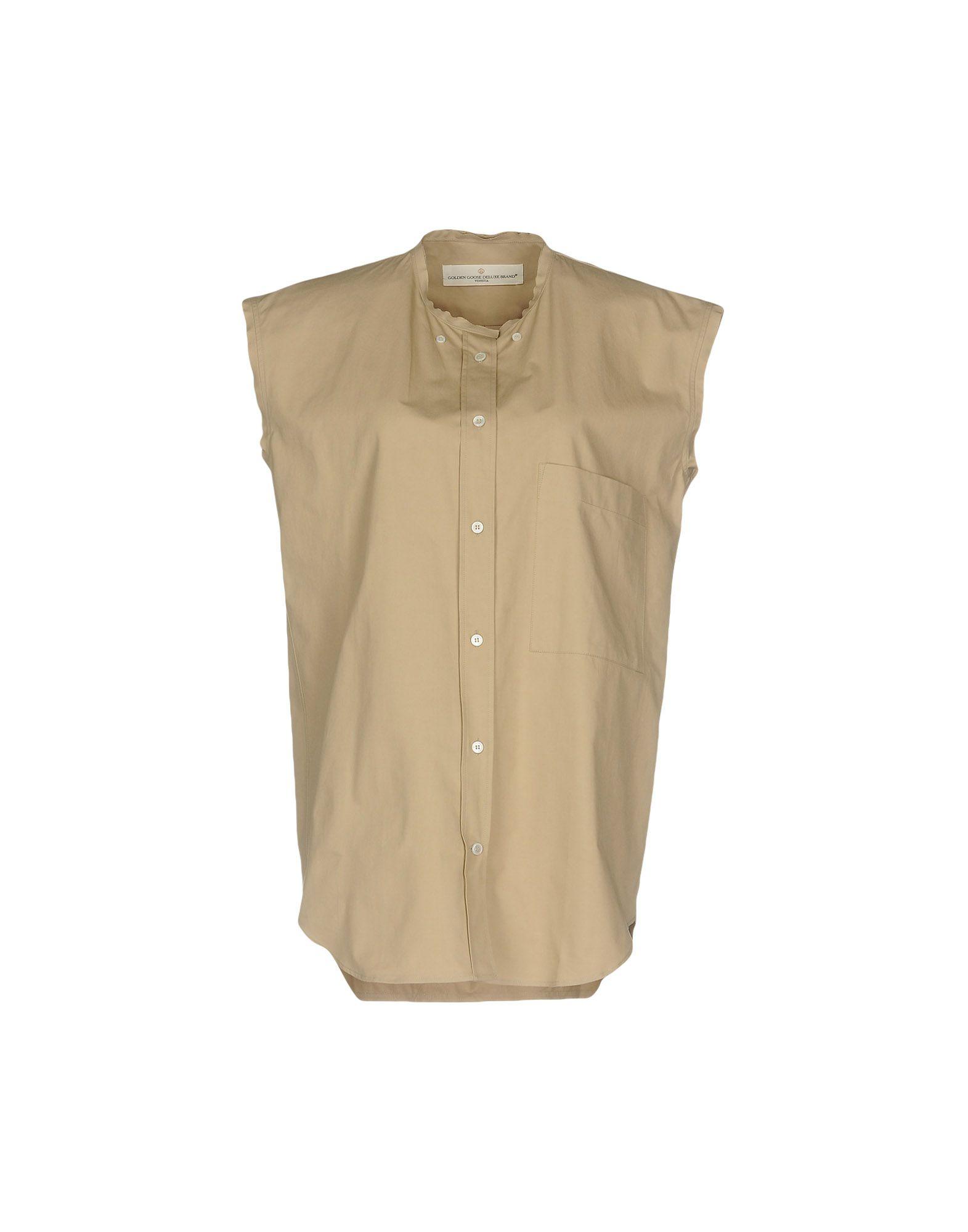 Camicie E Bluse Tinta Unita Golden Goose Deluxe Brand Donna - Acquista online su HVxds