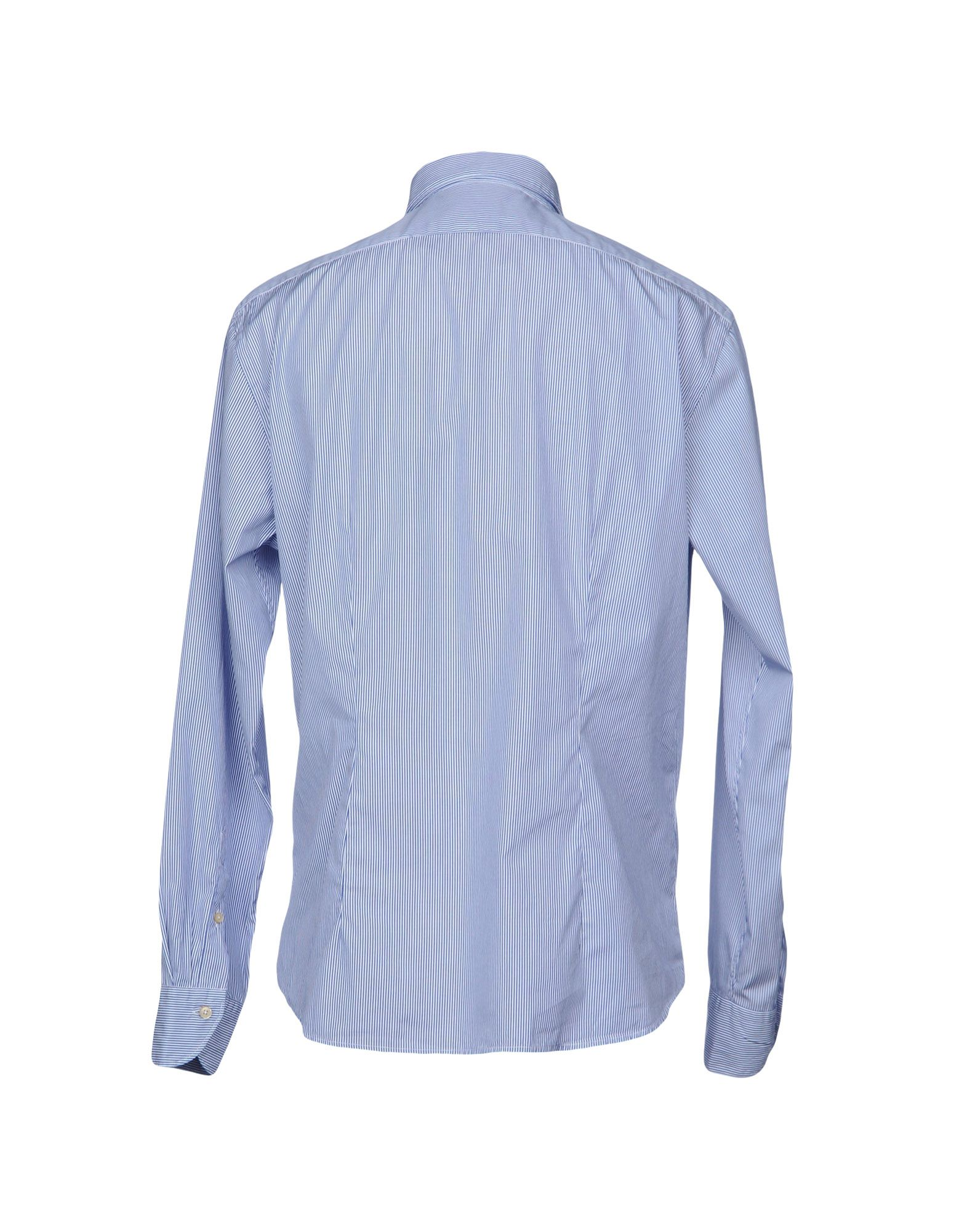 Camicia A A Camicia Righe Xacus Uomo - 38703491DC 51efc2