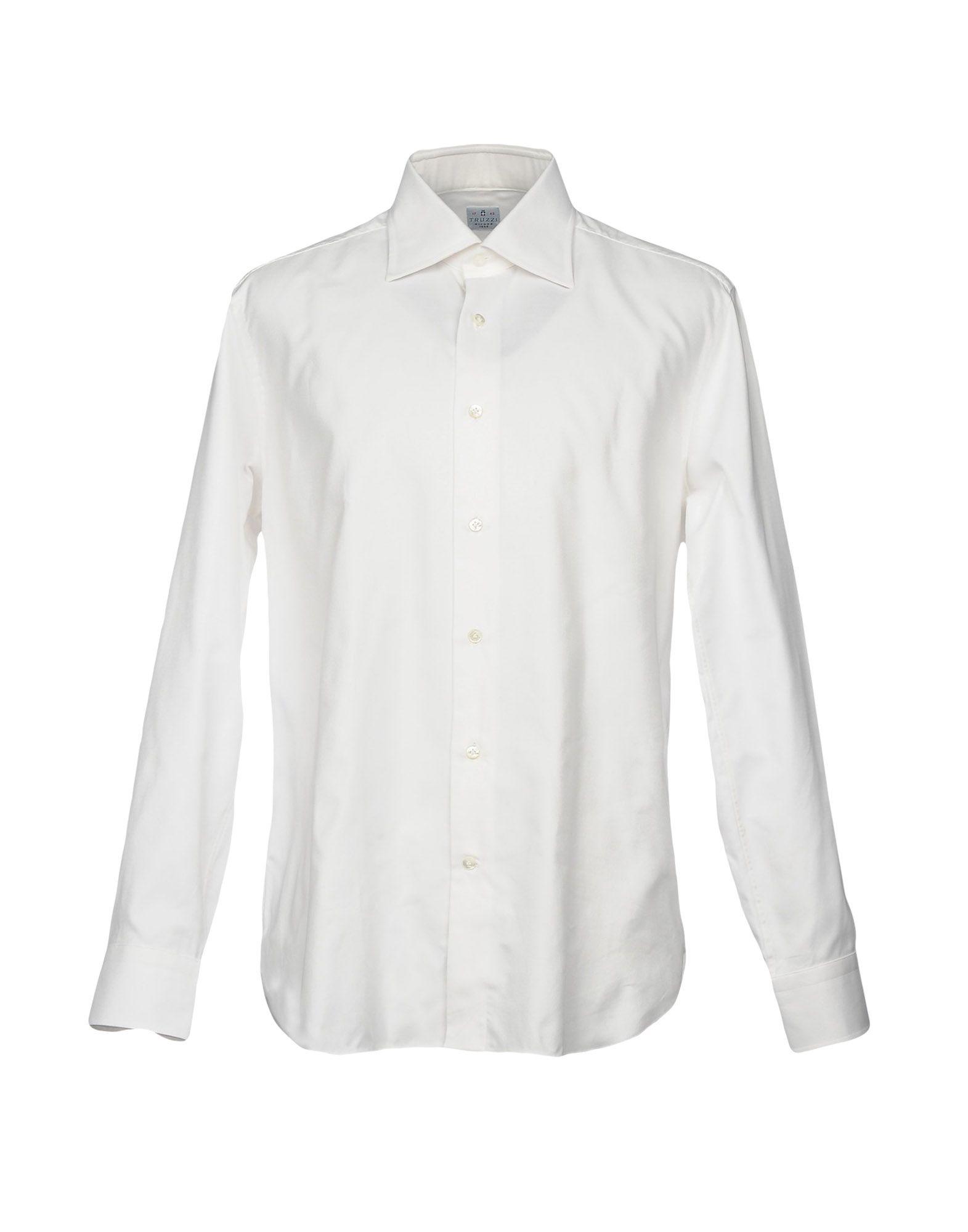 Camicia Tinta Unita Truzzi Donna - Acquista online su