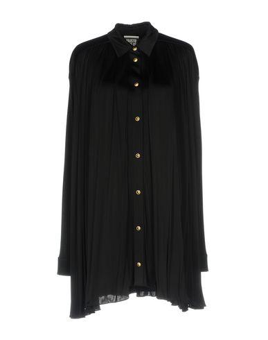 FAUSTO PUGLISI Hemden und Blusen einfarbig Verkauf auf der Suche nach HelpPoTjE