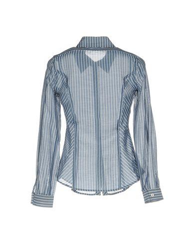Camisas De Blå Kompisene Rayas salg bestselger SVHfHsP