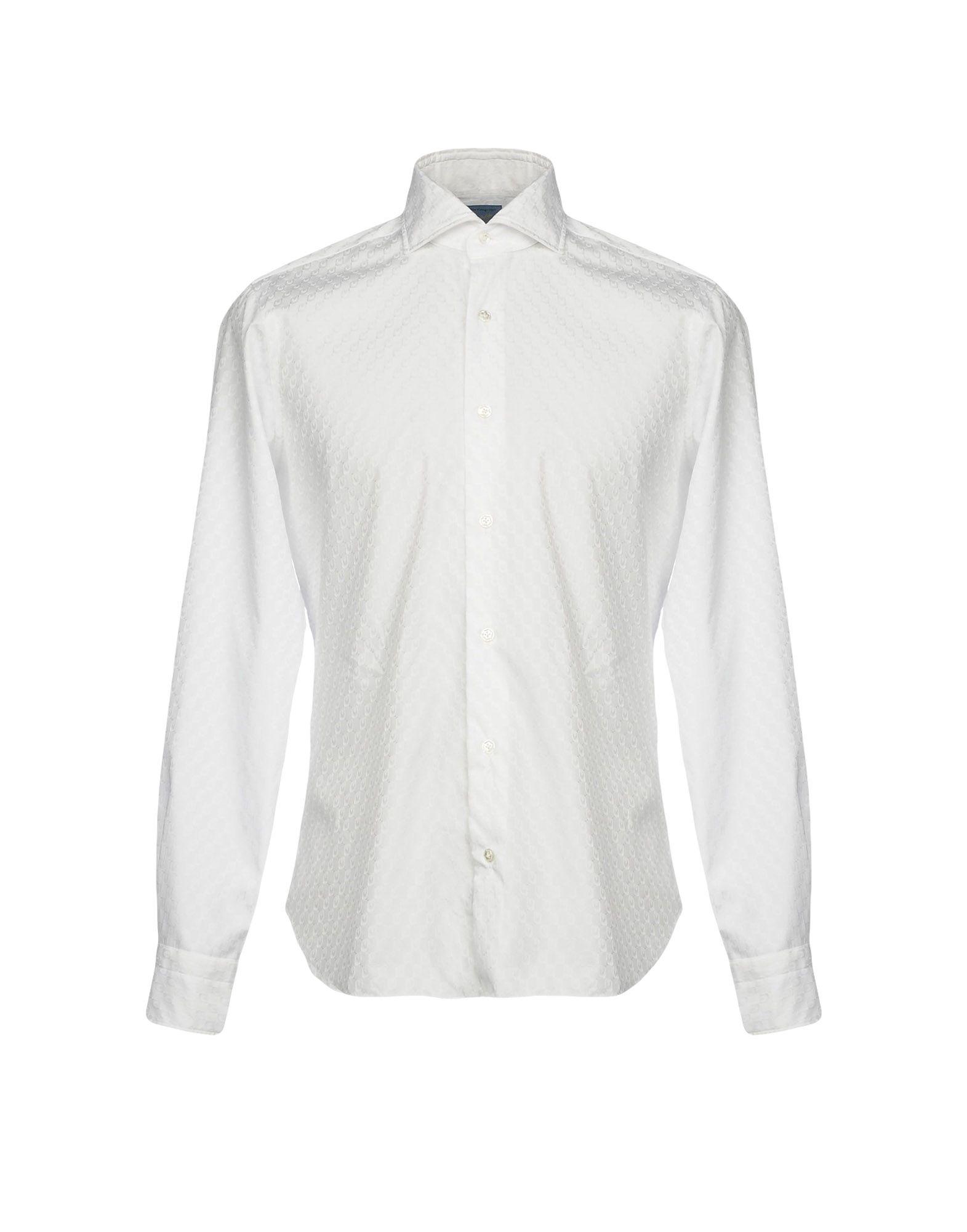 Camicia Tinta Unita Dandylife By Barba Uomo - Acquista online su