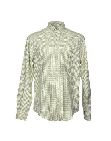 Henry Bomull Trykt Skjorte utløp fabrikkutsalg anbefaler rabatt kjøpe online nye W5ned7Z