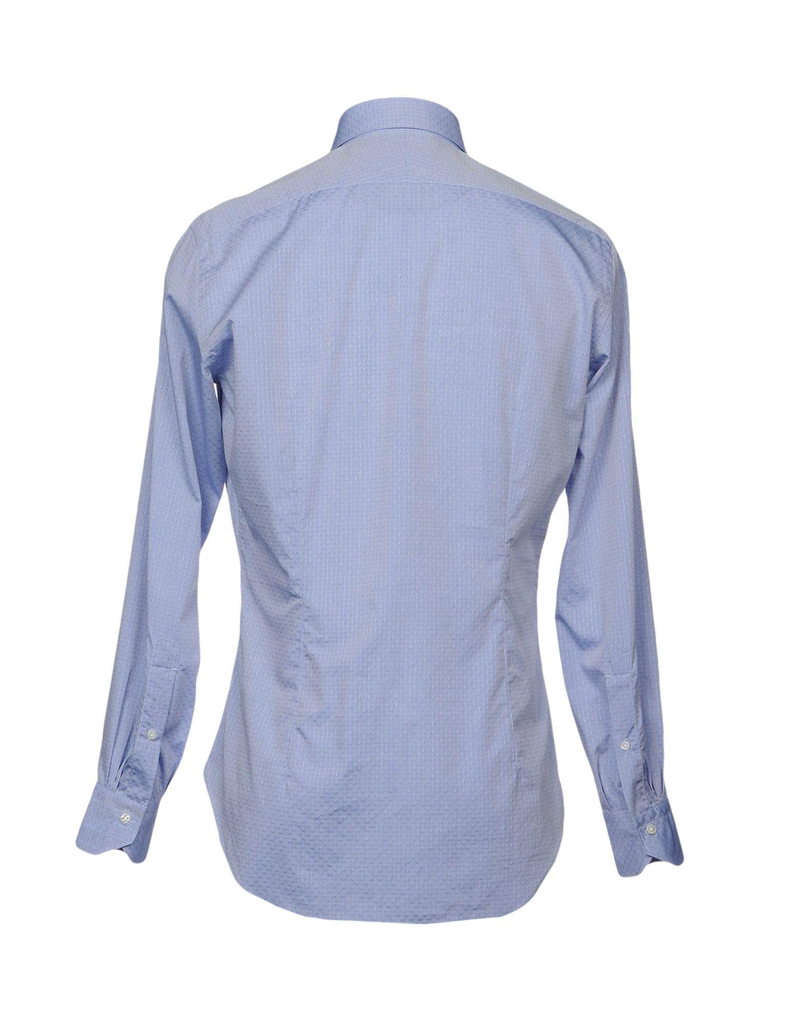 Camicia Tinta Tinta Tinta Unita Truzzi Uomo - 38704011IU cfc2ce