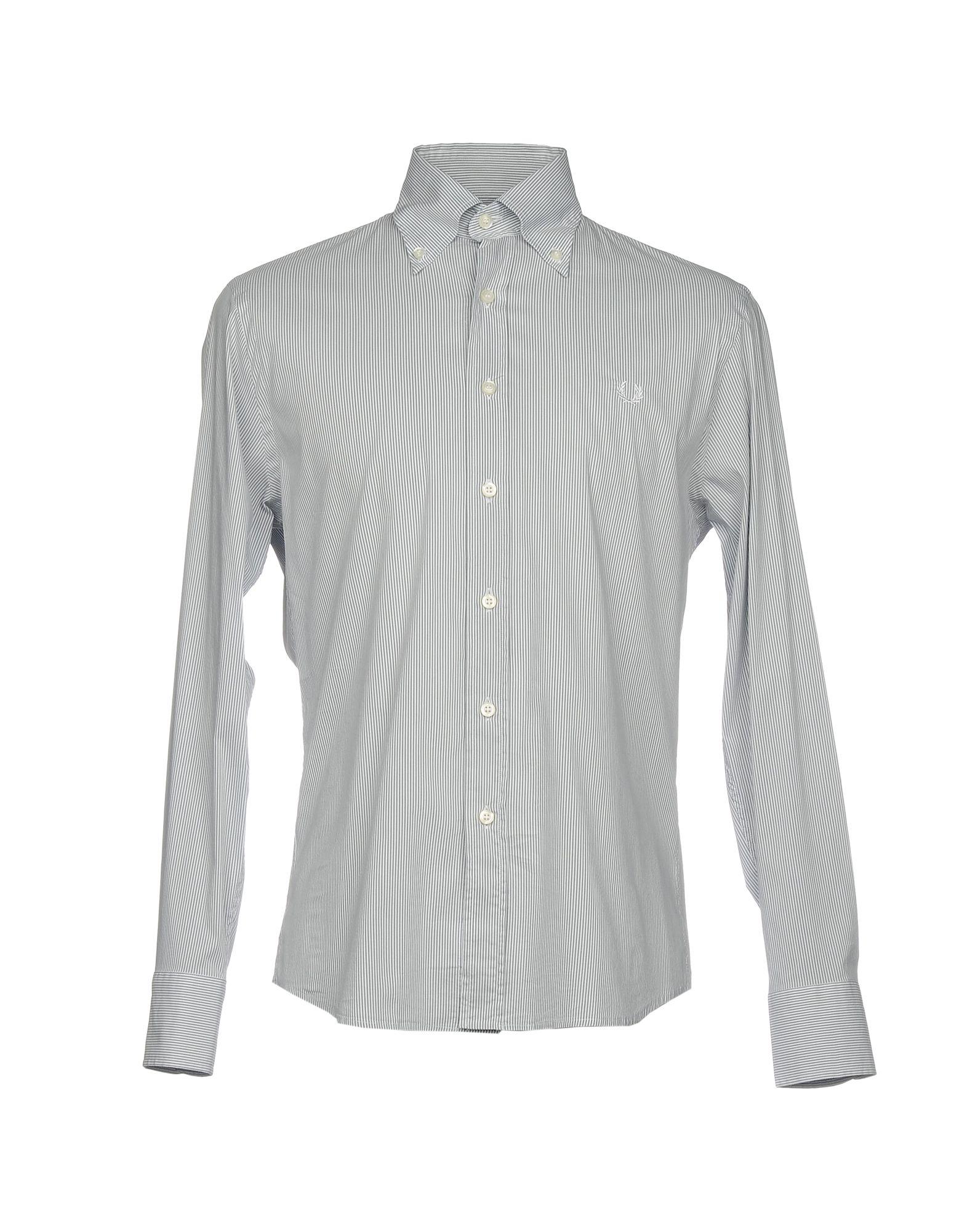 Camicia A Righe Fred Perry Uomo - Acquista online su