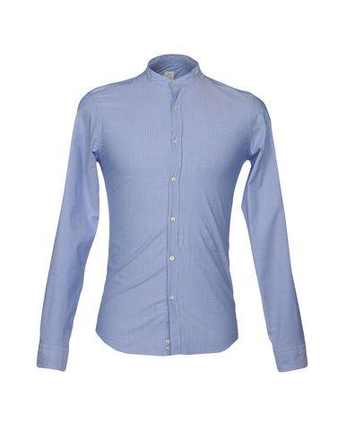 GMF 965 Gestreiftes Hemd Kaufen Sie den größten Lieferanten Kostenloser Versand Manchester Great Verkauf Exklusives Online Kaufen Billig Billig cghvOLn2