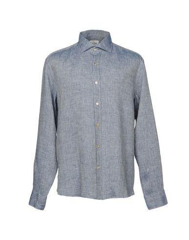 GIANNETTO Camisa de lino