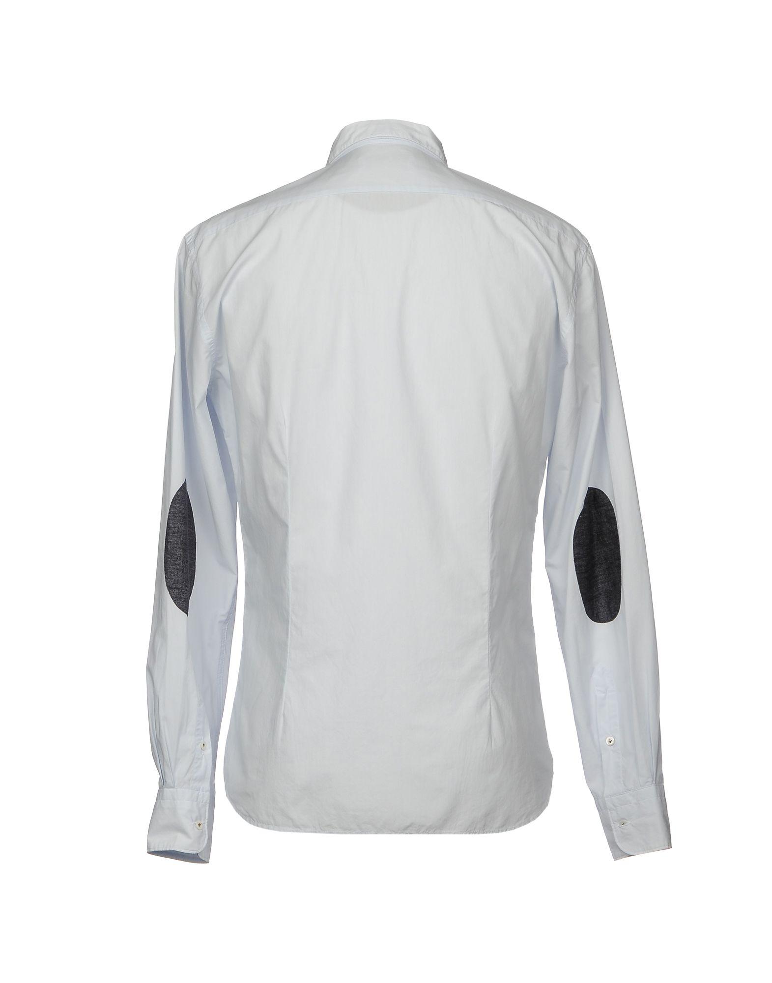 Camicia Camicia Camicia Tinta Unita Aglini Uomo - 38704549LC cb5818