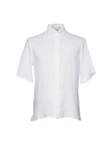 EMPORIO ARMANI Camisa de lino