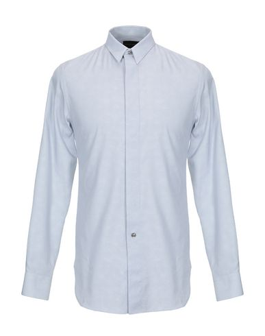 EMPORIO ARMANI - Solid colour shirt