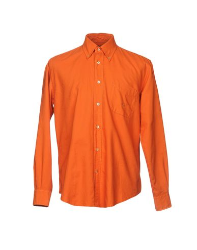 HENRY COTTON'S - Solid colour shirt