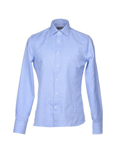 CANALI - Checked shirt