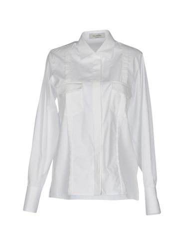 Valentino Skjorter Og Bluser Glatte rabatt for BYc53MmJ0i