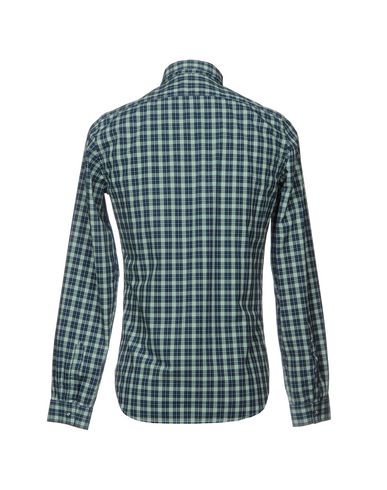 Guya G. Guya G. Camisa De Cuadros Rutete Skjorte billig salg profesjonell E0CmHl0