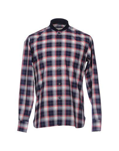 2014 unisex Kitsuné Maison Rutete Skjorte klaring wikien ebay billig online perfekt samlinger billig pris XBxNVp