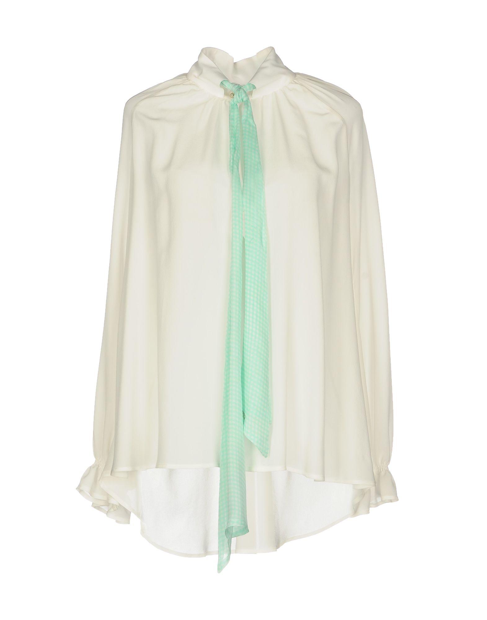 Camicie E Bluse In Seta Elisabetta Franchi 24 Ore Donna - Acquista online su 3e5Rjlii