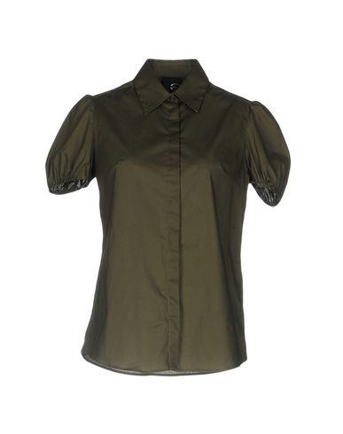 JUST CAVALLI Hemden und Blusen einfarbig Bester Ort Freies Verschiffen Manchester Günstiges Shop-Angebot Billig Verkauf Versand Niedriger Preis Gebühr 7un2MSzNDW
