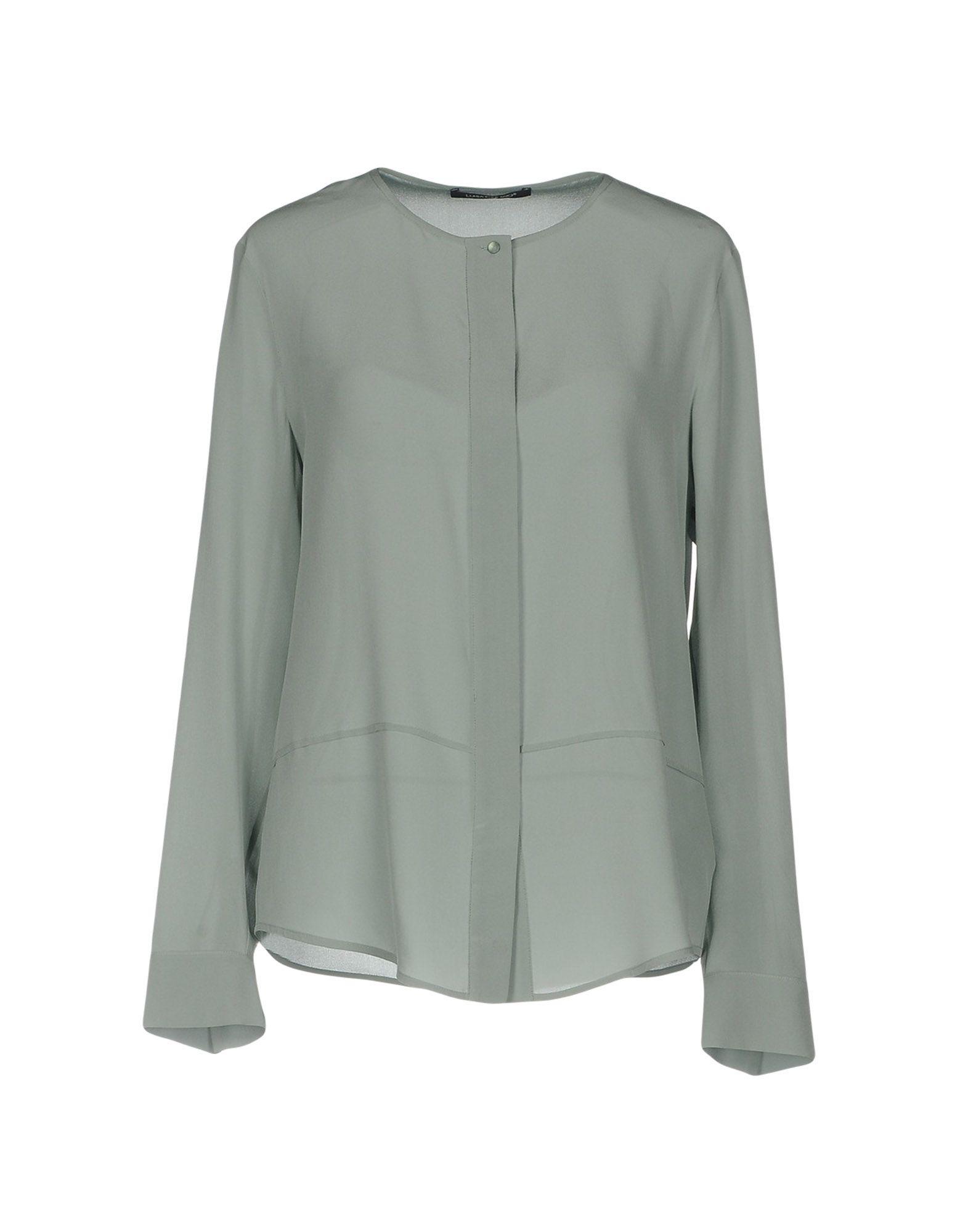 Camicie E Bluse In Seta Luisa Cerano Donna - Acquista online su UNwhswl