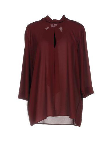 GABARDINE Bluse Bezahlen Sie mit Paypal Online Rabatt Factory Outlet Günstiger Online-Shop Manchester Outlet Best Store zu bekommen jKQHI4W