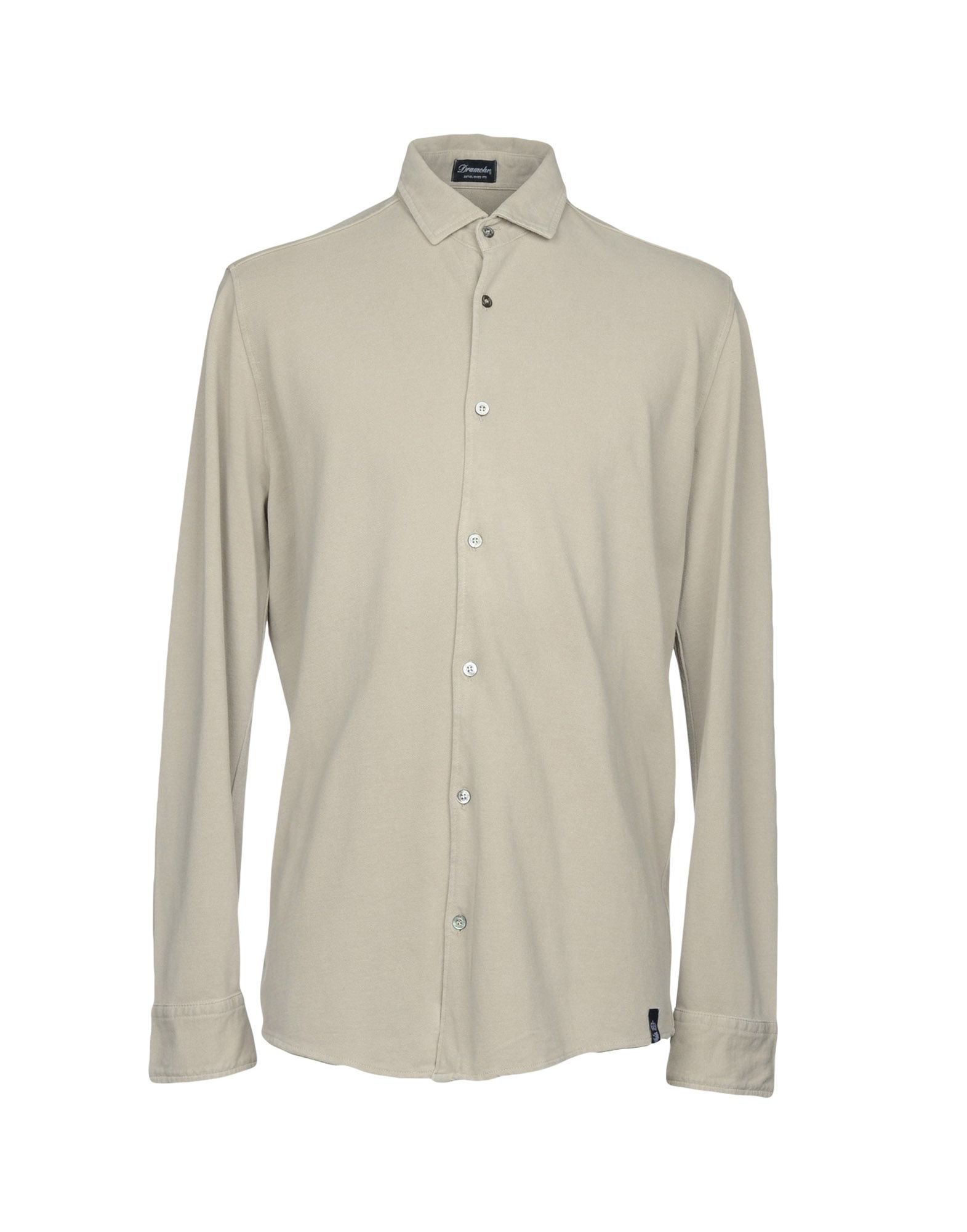 Camicia Tinta Unita Drumohr Donna - Acquista online su