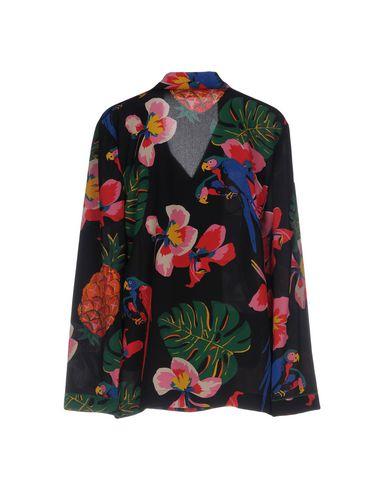 ser etter billig online Valentino Skjorter Og Bluser Blomster TvyTp