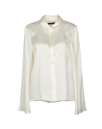 KATE MOSS EQUIPMENT Silk Shirts & Blouses in Ivory