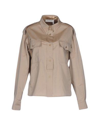SAINT LAURENT Hemden und Blusen einfarbig