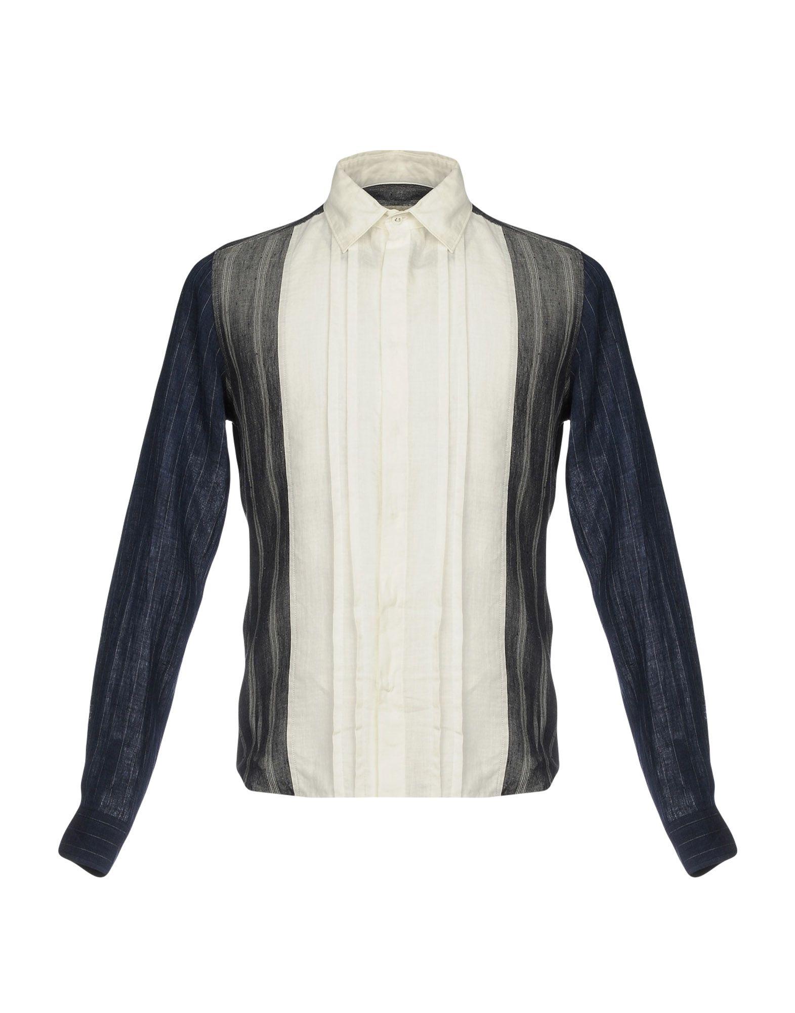 A online Camicia Vlas Donna su Blomme Righe Acquista wgdqYB