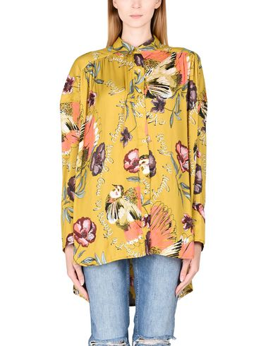 FREE PEOPLE SILKY NIGHTS BUTTONDOWN Hemden und Blusen mit Blumen Rabatte kqbGG