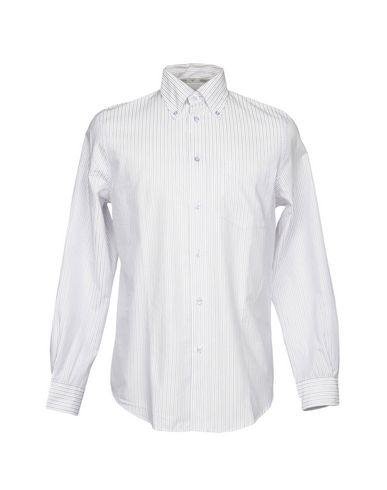Armani Jeans Stripete Skjorter utløp for billig hvor mye BIDaUIt