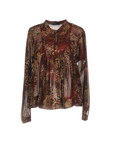 BRIAN DALES Hemden und Blusen mit Blumen Verkauf Für Billig ocRXb