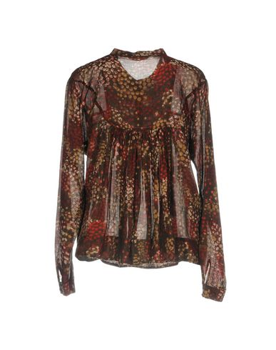 Neue Stile Günstig Online BRIAN DALES Hemden und Blusen mit Blumen Verkauf Für Billig eSbSc