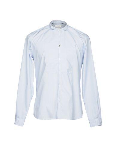 Officina 36 Stripete Skjorter levere billig online klassiker vod3W4i4C9
