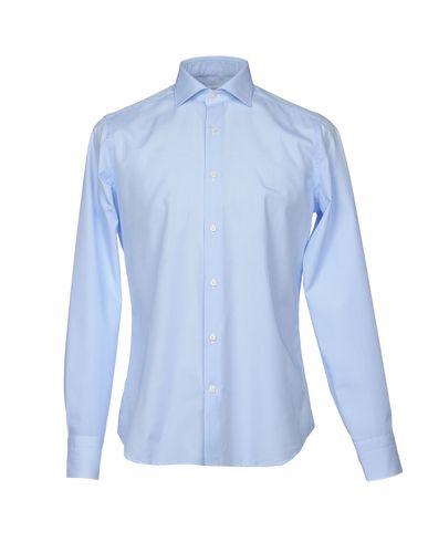 Caliban Stripete Skjorter nye stiler salg lav pris t6aD1O7z