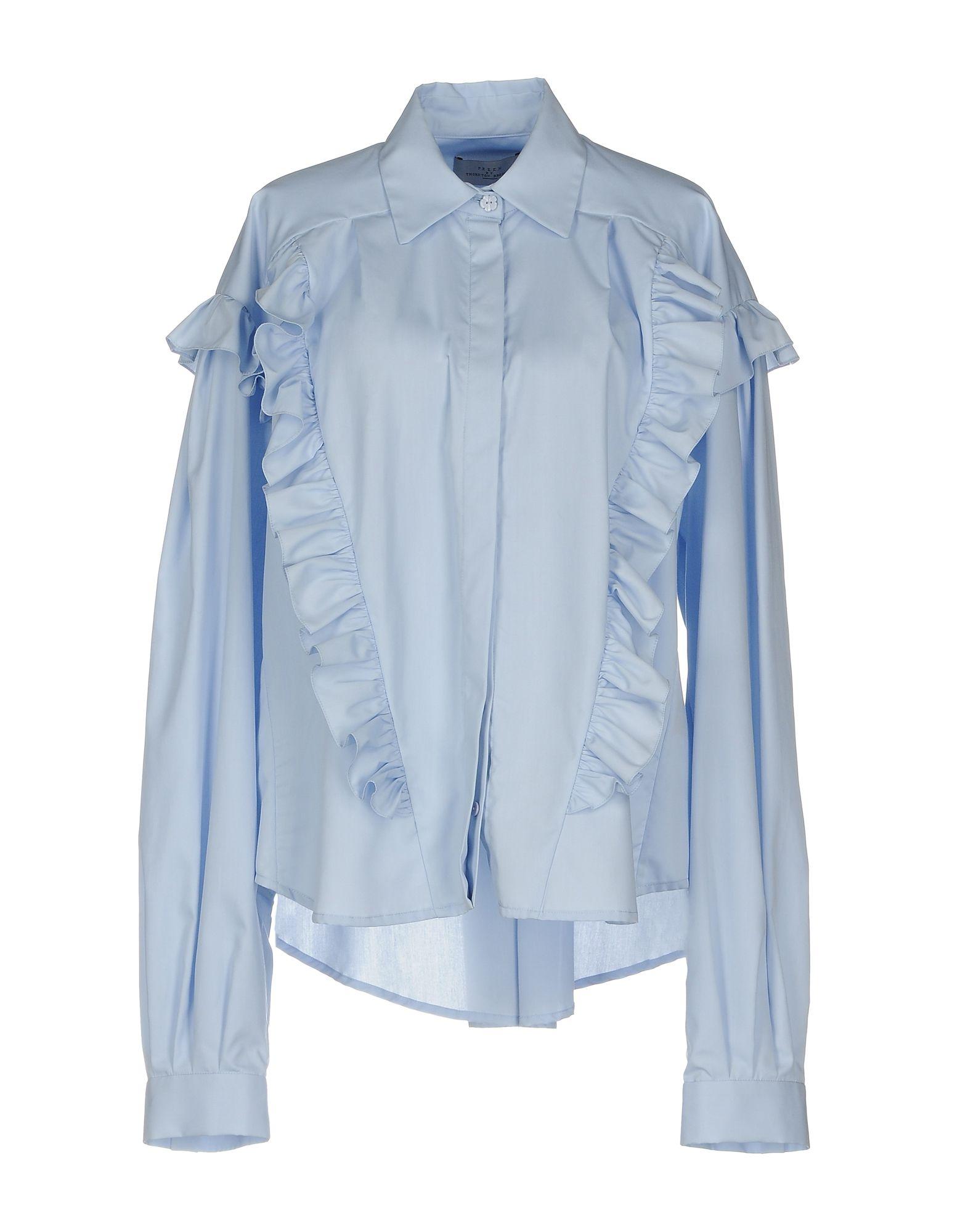 Camicie E Bluse Tinta Unita Preen By Thornton Bregazzi Donna - Acquista online su BEMvPKox