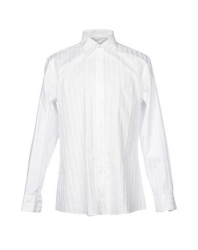 CARLO PIGNATELLI CERIMONIA Einfarbiges Hemd